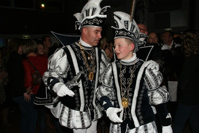 Prinsebal Prins Pascal I & Jeugdprins Bas I