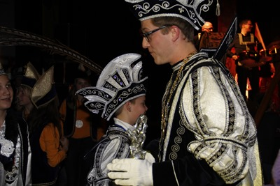 Prinsebal - Prins Tom I & Jeugdprins Mats I