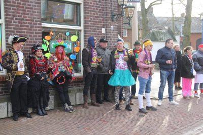 Groeëte Optocht vanaaf Dorpsstraat